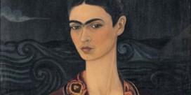 Londens museum toont lippenstift en jurken Frida Kahlo
