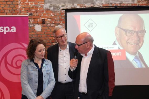 SP.A-Groen stelt lijst Gent voor: 'Gans Gent kan zich terugvinden'