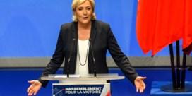 Marine Le Pen wil FN omdopen tot Rassemblement national