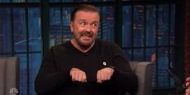 Ricky Gervais geeft ons een lesje in beledigen