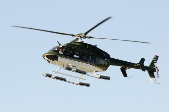 Honderd Vlaamse ondernemers moeten helikopterles terugbetalen