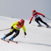 Zusjes Sana eindigen als zesde in reuzenslalom Paralympische Winterspelen