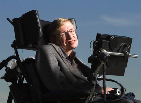 Hoe Stephen Hawking 55 jaar met ALS kon leven