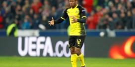 Europa League. Michy Batshuayi ligt eruit met Dortmund, Jordan Lukaku wel naar kwartfinales