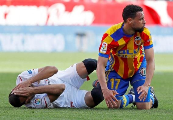Valencia-middenvelder Francis Coquelin scheurt achillespees