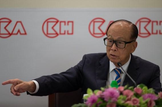 Rijkste man van Hongkong kondigt op zijn 89ste zijn pensioen aan