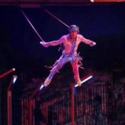 Acrobaat van Cirque du Soleil maakt dodelijke val tijdens voorstelling