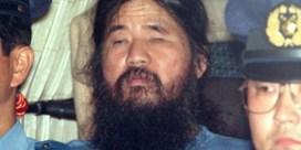 Executie sekteleden van sarin-aanslag verwacht