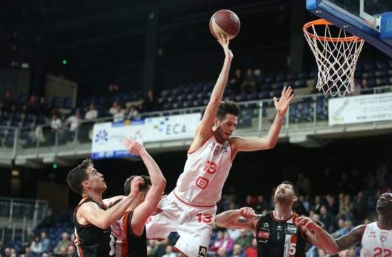 Antwerp herovert tweede plaats in Euromillions Basket League met vlotte zege tegen hekkensluiter