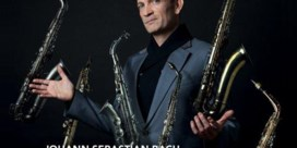 Bach: Suites BWV 1007-1012. Raaf Hekkema, saxofoon