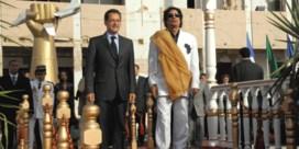 Net sluit zich rond Sarkozy