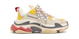 Onflatterende sneaker van Balenciaga overal uitverkocht