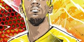 Dortmund krijgt wel een heel aparte en vooral snelle 'tester' op training