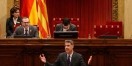 Catalaanse separatisten verdeeld over nieuwe minister-president