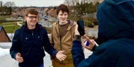 Jonge CD&V'ers schreeuwen hun kandidatuur van het dak