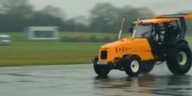 'Top Gear-tractor' breekt opmerkelijk wereldrecord