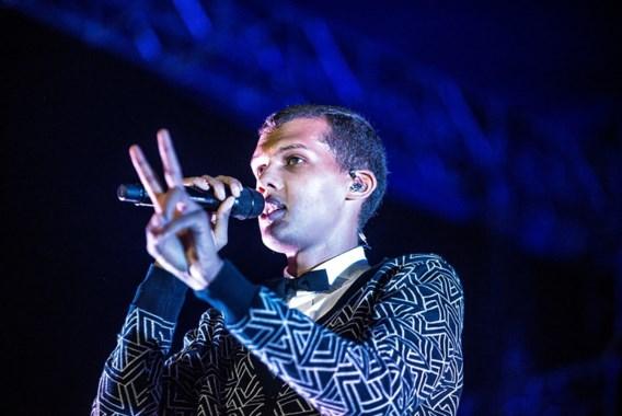 Stromae verrast publiek in Vorst Nationaal