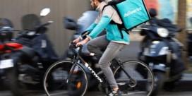 FOD Economie: 'Deliveroo-koerier is schijnzelfstandige'