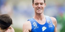 Koen Naert duikt bijna twee minuten onder persoonlijk record en wordt 22e op WK halve marathon