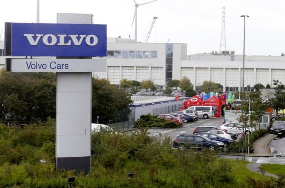 Volvo Gent bouwt eerste 'Chinese' auto in Europa