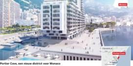 Geen plaats meer voor miljonairs? Monaco bouwt er een stukje bij in zee voor superrijken