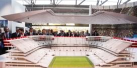 Brussel trekt deur helemaal dicht voor Eurostadion