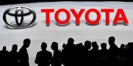 Toyota roept in België 8.000 wagens terug na problemen met airbags