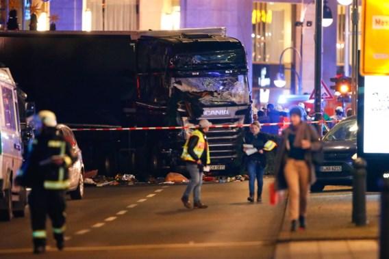 Terreurcel die contact had met dader aanslag kerstmarkt is opgerold