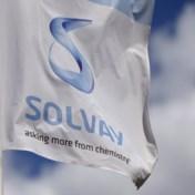 Zeshonderd banen weg bij Solvay, twintig in België
