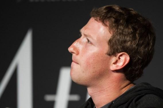 Zuckerberg: 'Paar jaar nodig om problemen Facebook op te lossen'