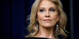 'Kellyanne Conway is grootste lek in Witte Huis'