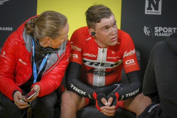 Verrassende nummer 2 van de Ronde verlengt contract bij Trek-Segafredo tot 2020