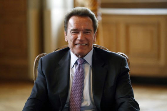 Arnold Schwarzenegger geopereerd aan hart