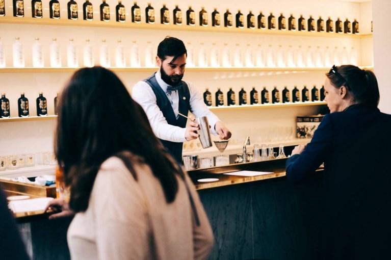 Cocktails in Brugge en Kortrijk: gepolijste drankjes in chique sferen
