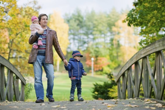 Vader met kind mag minder vaak op jobgesprek