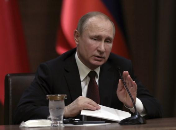 Poetin hoopt dat 'gezond verstand overwint' in affaire-Skripal