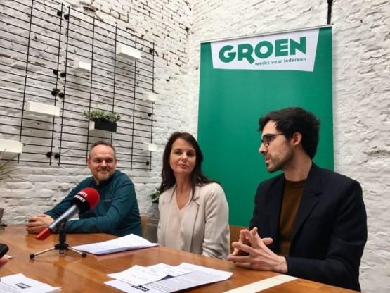 Groen kaapt actrice Tine Van den Brande weg bij SP.A