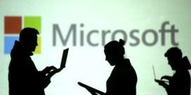 Microsoft bewaakt Belgische belastingwebsite