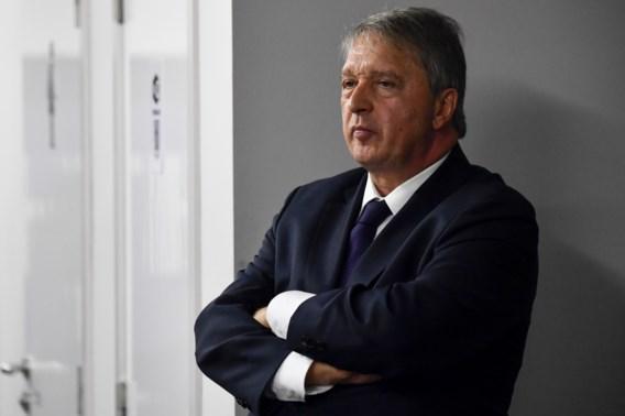 Manager Herman Van Holsbeeck nu al definitief weg bij Anderlecht