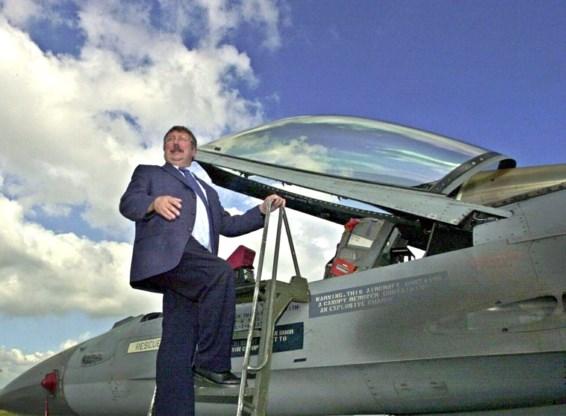 Flahaut over vervanging F-16's: 'Er moeten koppen rollen'