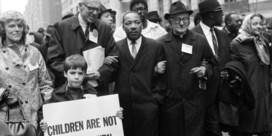 Martin Luther King deed meer dan dromen