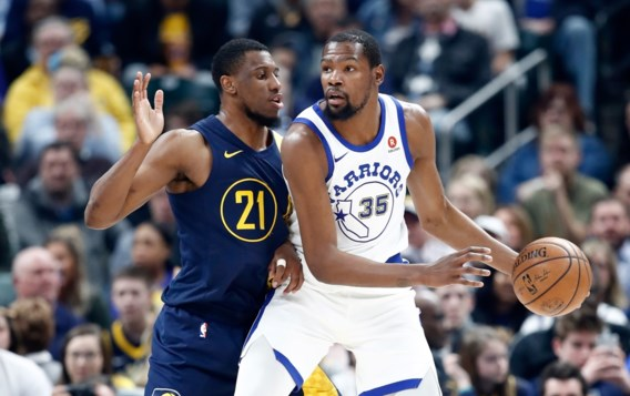 "NBA. Kampioen Golden State zwaar onderuit vlak voor start play-offs: ""Beschamend"""