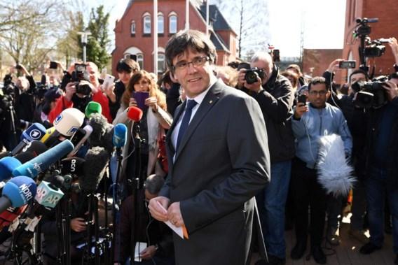 Diplomatieke rel dreigt over gps-zendertje Puigdemont