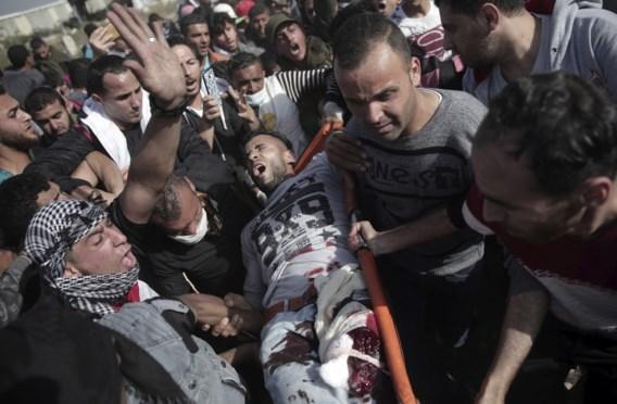 Zeven Palestijnen gedood bij grensprotesten, meer dan duizend gewonden