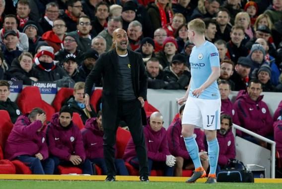 """Zege in Manchester Derby levert City dit weekend vijfde landstitel op, mét Belgische inbreng: """"We zijn dichtbij"""""""