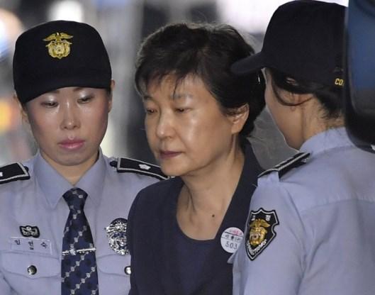Voormalige Zuid-Koreaanse presidente veroordeeld voor machtsmisbruik