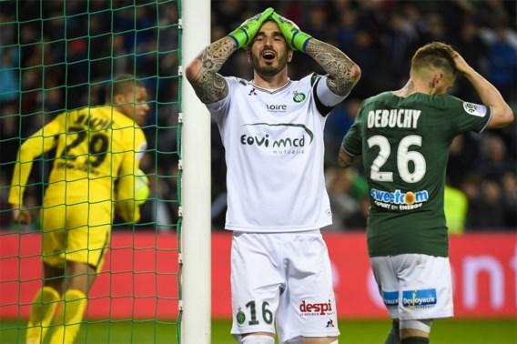 Meunier en PSG kruipen door oog van de naald in match met misser van het jaar en klungelige owngoal in extra tijd