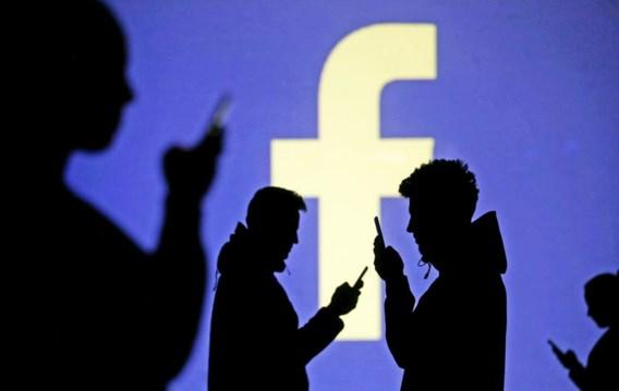 Facebook volgt u op websitesVlaamse overheid