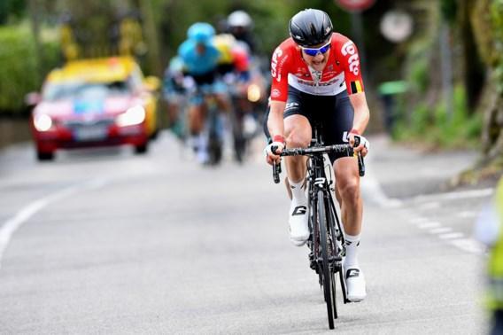 Tim Wellens wint Brabantse Pijl na indrukwekkend nummer