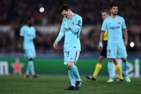 Dat had Barcelona aan zichzelf te danken